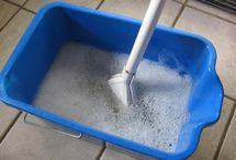 Cleaning Tips / by Sandy Blumer