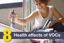 Air Purification / Eliminating Odors, VOCs & Gaseous Contaminants