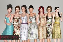Sims 3 - Clothes - Female - Adult