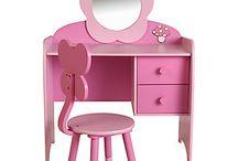 çocuk tuvalet masası