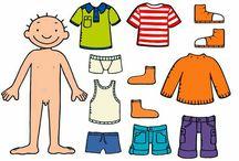 slovní zásoba - oblečení