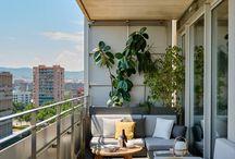 Çılgın balkon