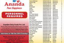 Ananda Job Alerts