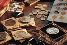 moedas e coins and Currency