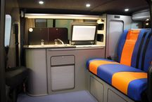 VWT6 Campervan Conversion / T6 Panel van to Campervan