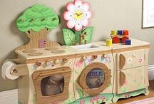 Playrooms / by Michelle Ruark