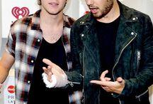 Niall Horan et Liam Payne