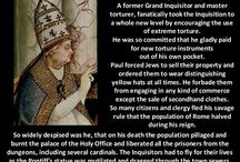 know your popes