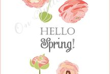 Spring: March-April-May