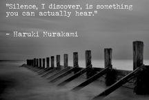 Literary Inspiration: Haruki Murakami