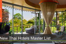 2015 New Thai Hotels Masterlist