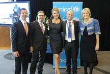 UNICEF / Work as UNICEF Australia National Ambassador for Child Survival, UNICEF Goodwill Ambassador and UNICEF Patron for Breastfeeding, and inspiring UNICEF colleagues past and present.