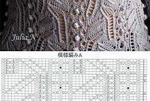 Вязание кружева
