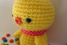 Amigurumi & Miscellaneous (free crochet patterns) / The best of free amigurumi crochet patterns
