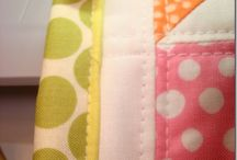 quilting projects / by Heather Warner