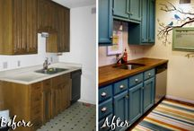 Remodeling / by My Craft Spotlight