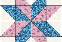 Mønstre for lappeteppe