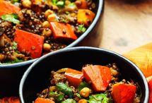 Curry/ stoofschotel