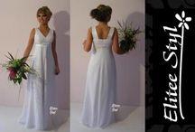 šaty na stužkovú