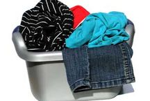 Laundry and cleaning / Laundry and cleaning / by Ann Paige Shull