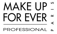 We love MAKE UP FOR EVER!! / We are proud to carry the top professional brand MAKE UP FOR EVER in our makeup studio. Students are able to take advantage of the professional student discount and work with this product for every makeup application.