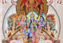 Indian Gods / Indian Gods