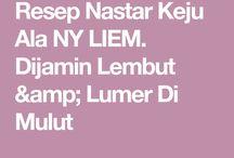 Resep Nastar Ny Liem
