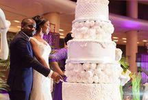 Massive 6 tier cake
