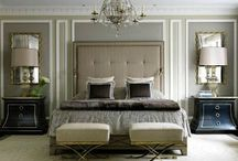 Modern interior / Furnishings