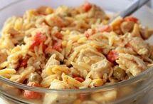 salatka z makaronem ryzowym