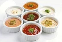 siete salsas