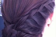 Wedding hairstyles / Hair by me