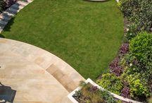 Zahrada pri dome