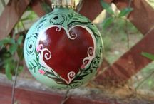 Christmas Decor and Crafts / by Cheri Oravet