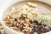 Back to School Smoothie Bowls / Delicious and nutritious breakfast ideas! / by Avery Leigh