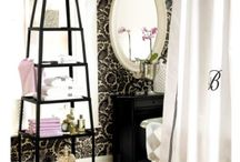 Bathroom Decorating Ideas / Some pictures and ideas of bathrooms / by Christina Dietz