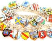 Travel shield bracelets