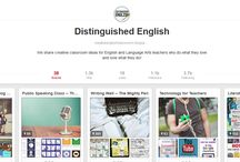 Distinguished English / We have a new name and a new location!  Catch us at www.pinterest.com/distenglished for more educational ideas!