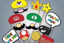 Fiesta Cumpleaños Super Mario
