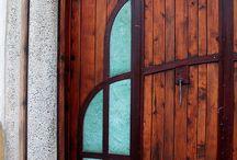Dveře,vchody,vrata....