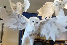 Бумажные Птички