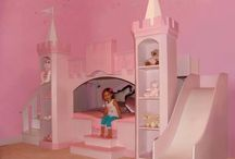 Violet's Room Ideas / Stuff for my little girls room reno