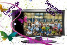 SEGUNDO CICLO DE PRIMARIA Mª Santos / Textos de escritura creativa con los recursos del Proyecto Colaborativo Palabras Azules