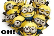Minions / MINIONS!!!! Just minions!!!!!!!!!!!!!!!!!!!!