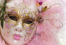 mask oh lovely / mask oh lovely