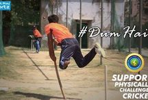 Jaswant Purohit, Indian Physically Challenged Cricket Player