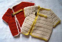 Crochet Children's Clothing