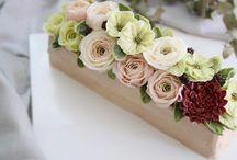 Idea con flores