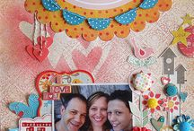 Scrapbooking Ideas and Inspiration / Scrapbook can be so much fun! Here you will find: scrapbooking supplies, scrapbooking ideas , baby scrapbook ideas, wedding scrapbook ideas, scrapbook pages ideas, and more!  / by Kayla Aimee