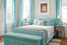Turquoise Bedrooms & Accessories
